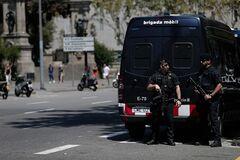 Теракт в Барселона: стало відомо про долю водія, який протаранив натовп