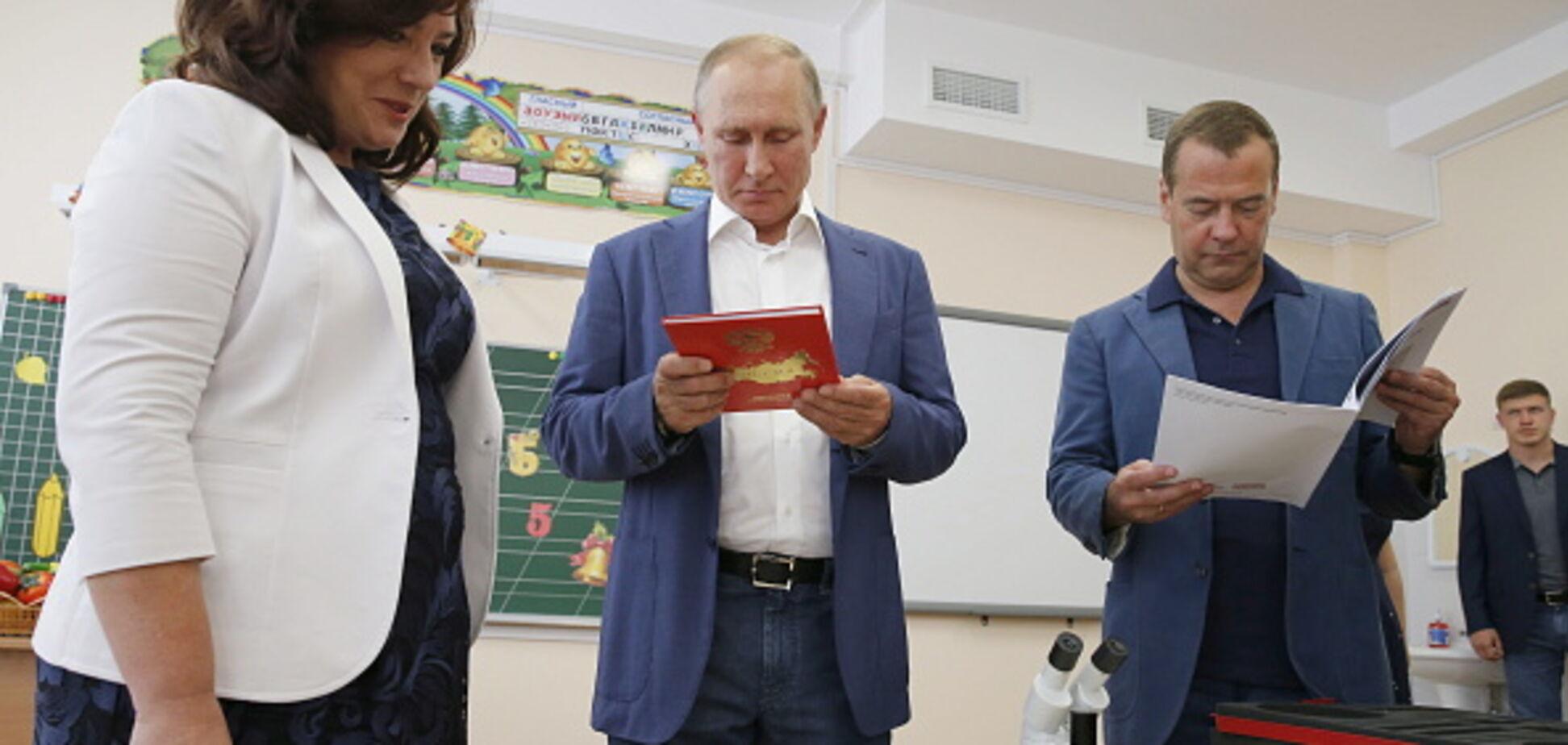 Путін приїхав до окупованого Крим: в Росії назвали причину