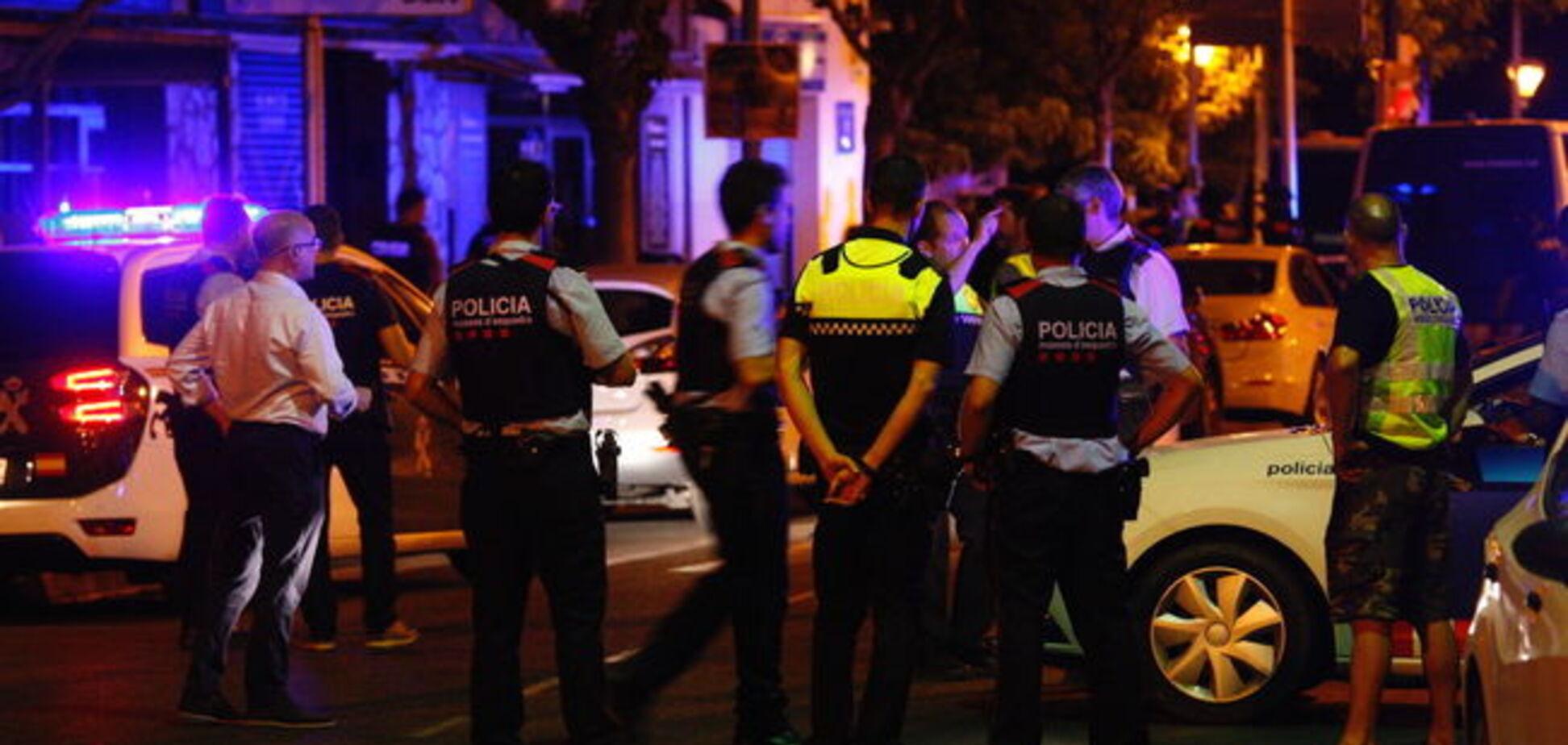 Теракт під Барселоною: стало відомо, скільки терористів ліквідували