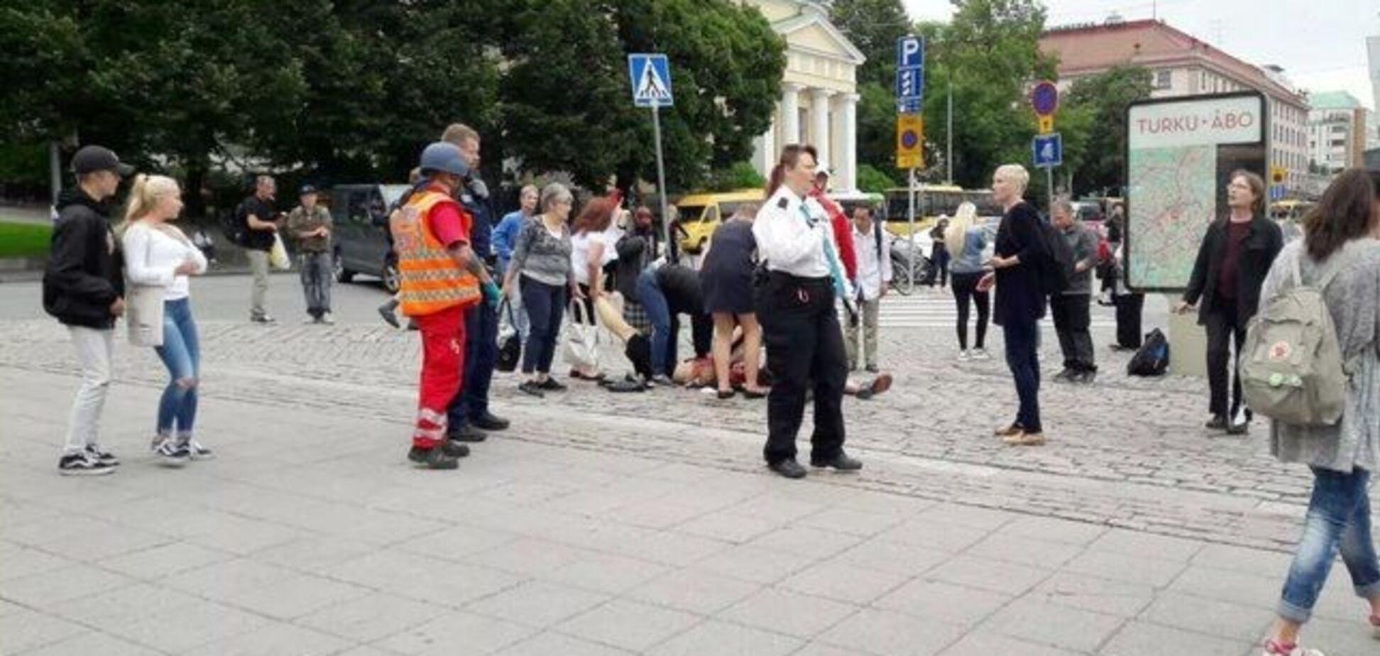 Різанина посеред вулиці у Фінляндії: з'явилася інформація про вбивцю