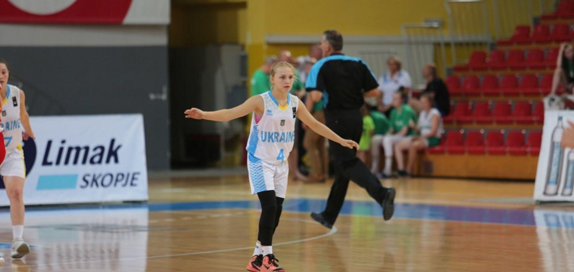 Жіноча збірна з баскетболу