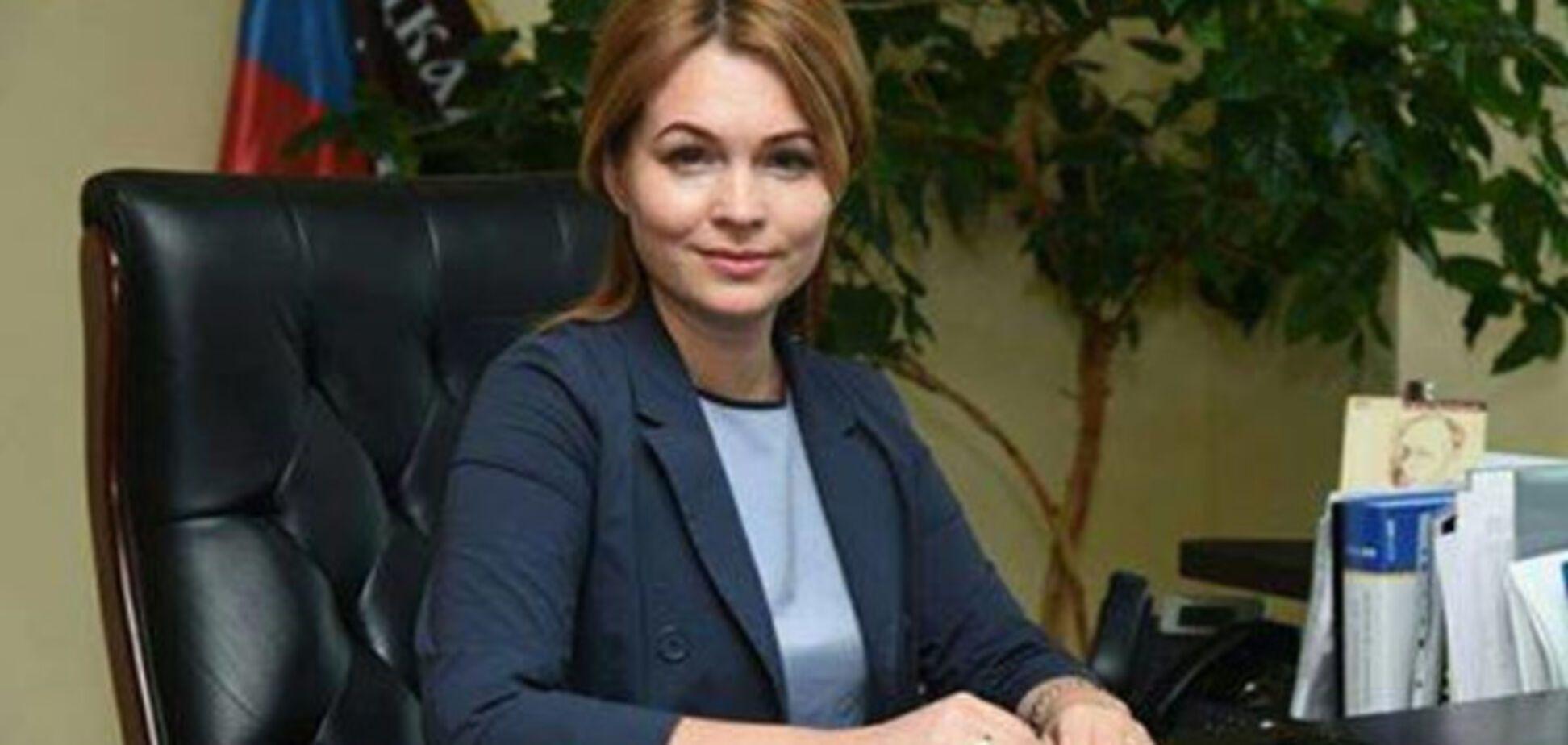 Министр финансов ДНР