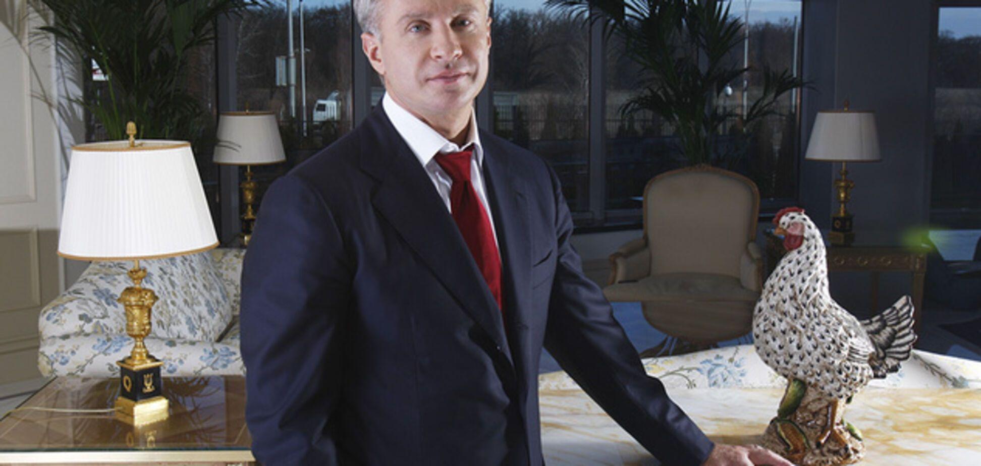 Золотые яйца, или Чем шокировал французов украинский бизнесмен