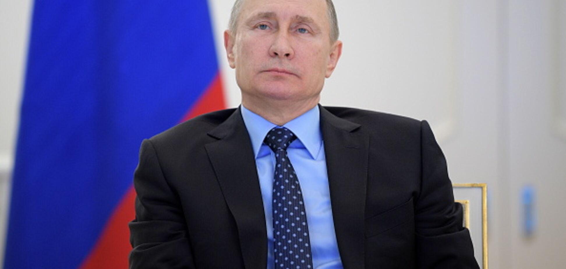 Крым впервые стал 'островом'