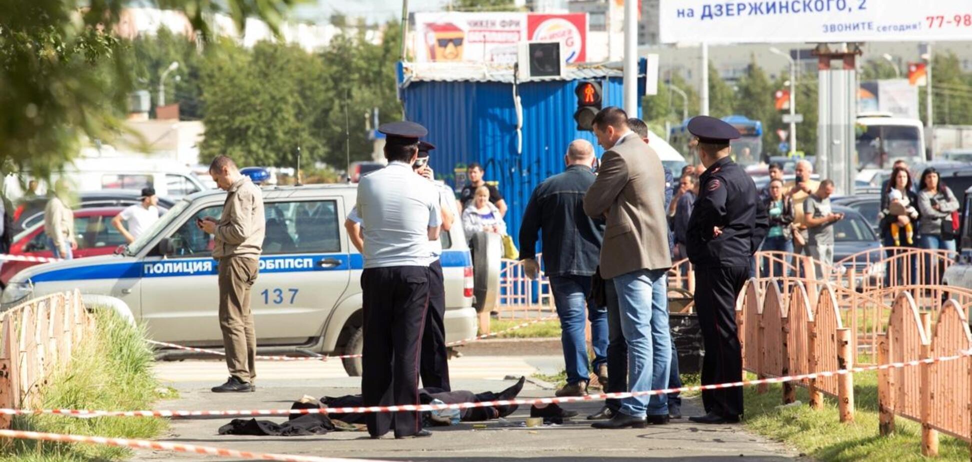 Теракт у Сургуті