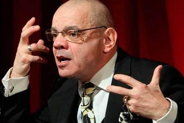 Обрадовавшийся аннексии Крыма российский актер собрался с концертом в Украину