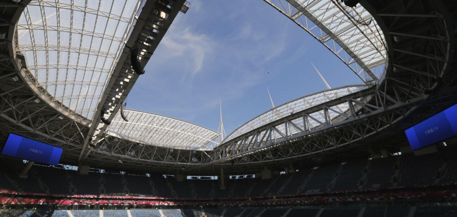 Виноваты бакланы: в России придумали нелепую отмазку проблем с главным стадионом ЧМ-2018, рассмешив сеть
