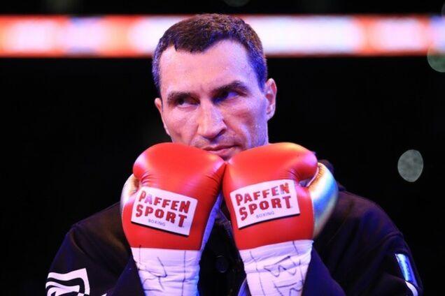 Кличко зробив заяву про повернення в бокс