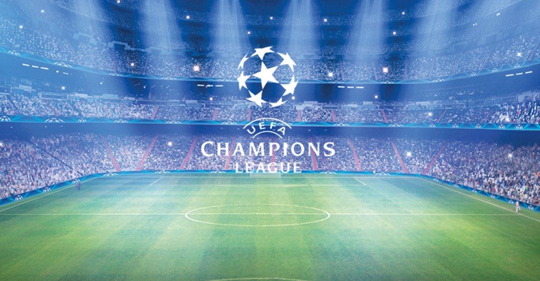 Футбол лига чемпионов