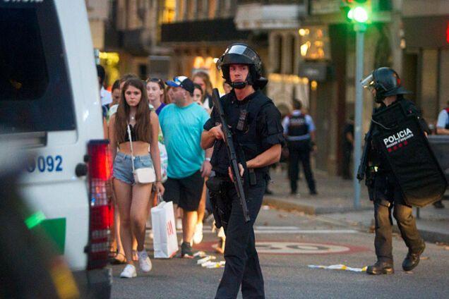 Теракт у Барселоні: стала відома мета нападників