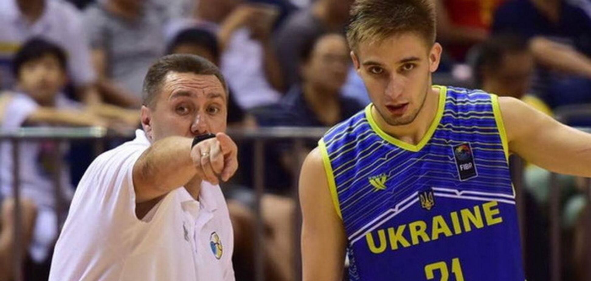 Збірна України з баскетболу поступилася господарям Універсіади-2017