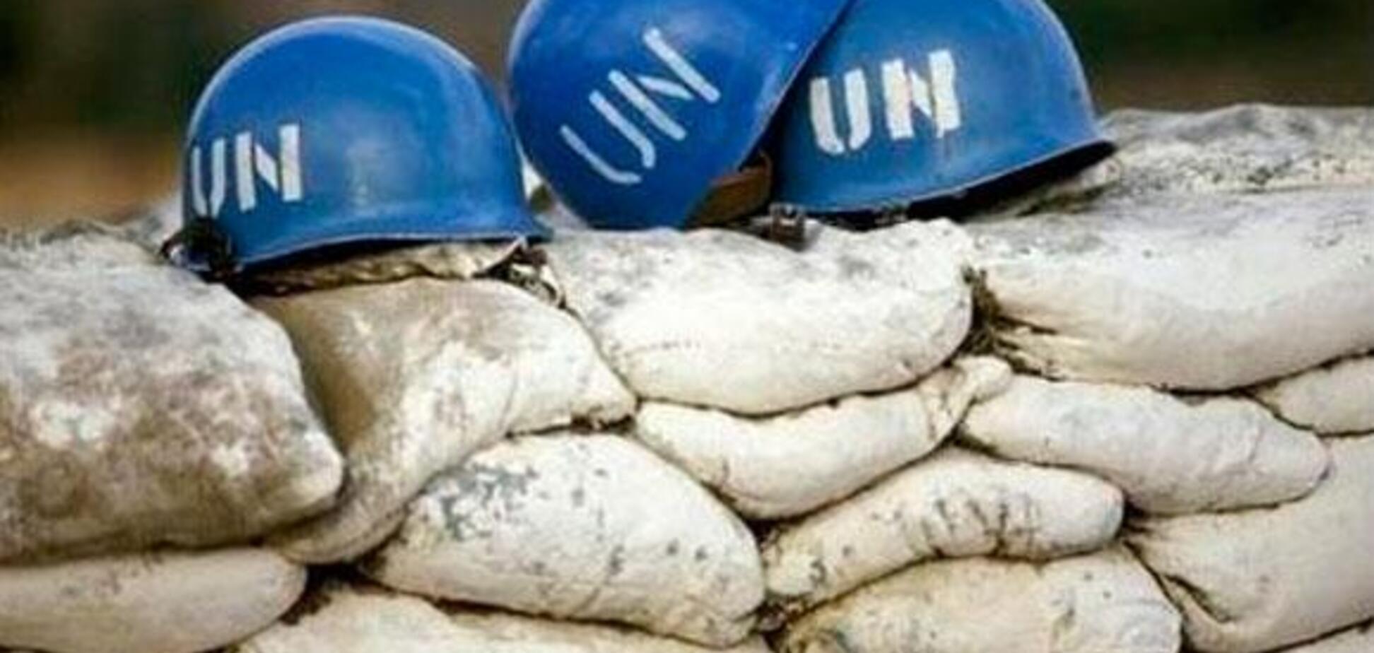 Введення 'блакитних шоломів' на Донбас: перспективи