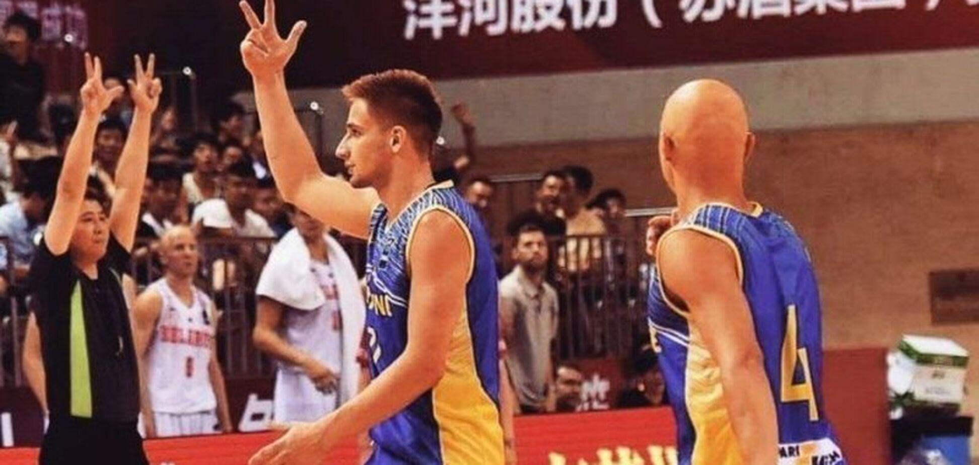 Збірна України з баскетболу не змогла вийти у чвертьфінал Універсіади-2017