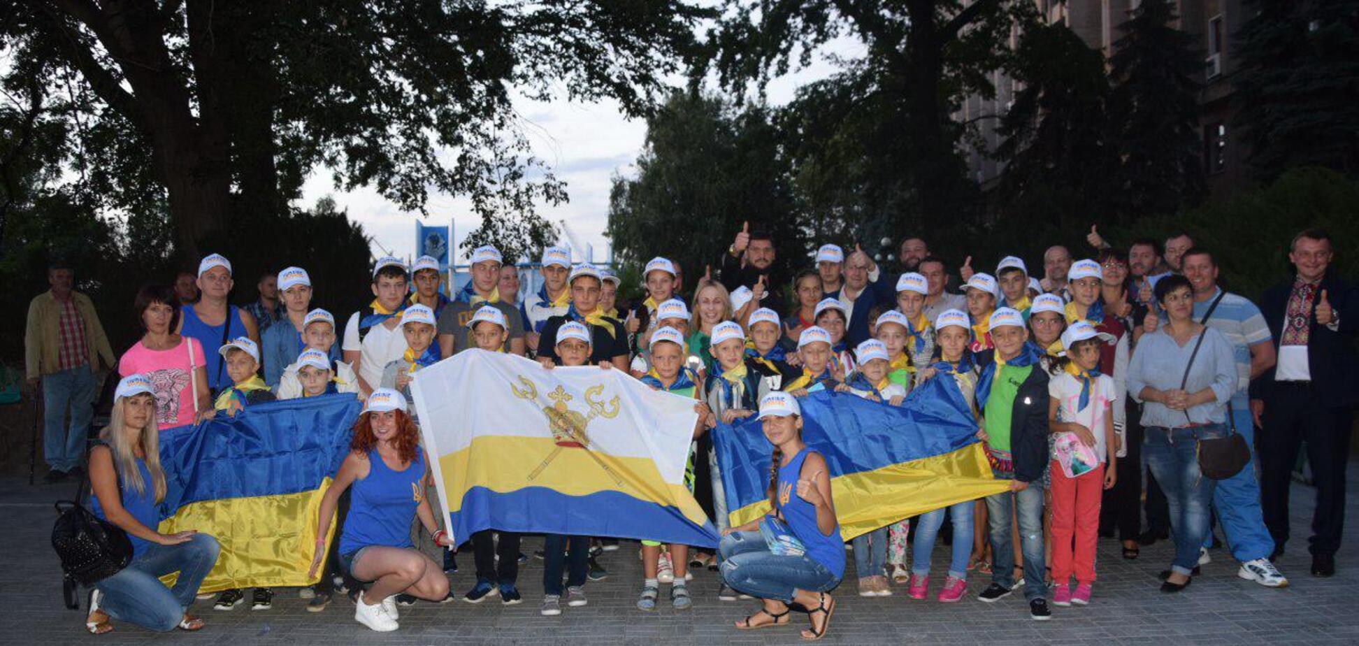Выделили 40 мест: на Николаевщине детей героев АТО отправили на отдых в Турцию