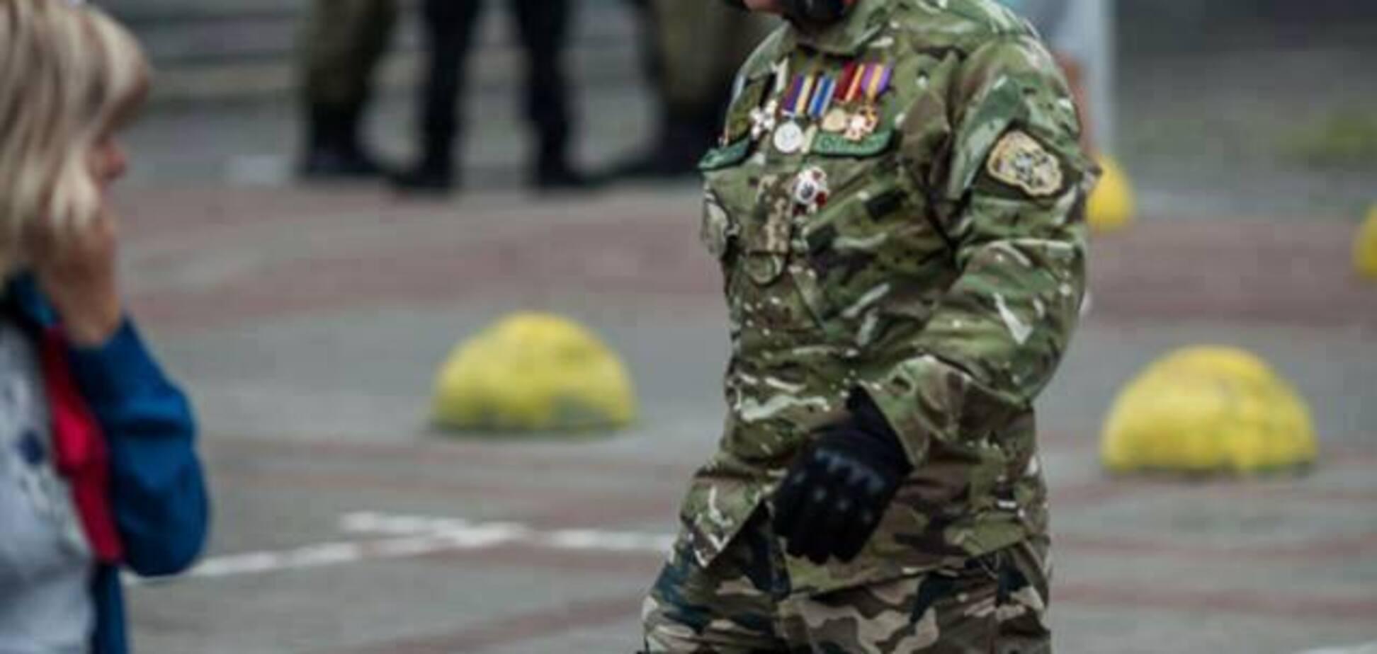 'Не сломать Украину': сеть покорило фото настоящего Героя, прошедшего войну