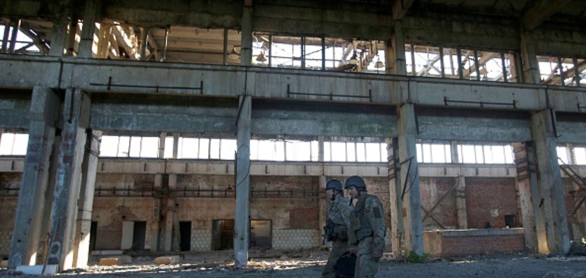 Перемирия нет: террористы атаковали бойцов АТО под Авдеевкой из минометов