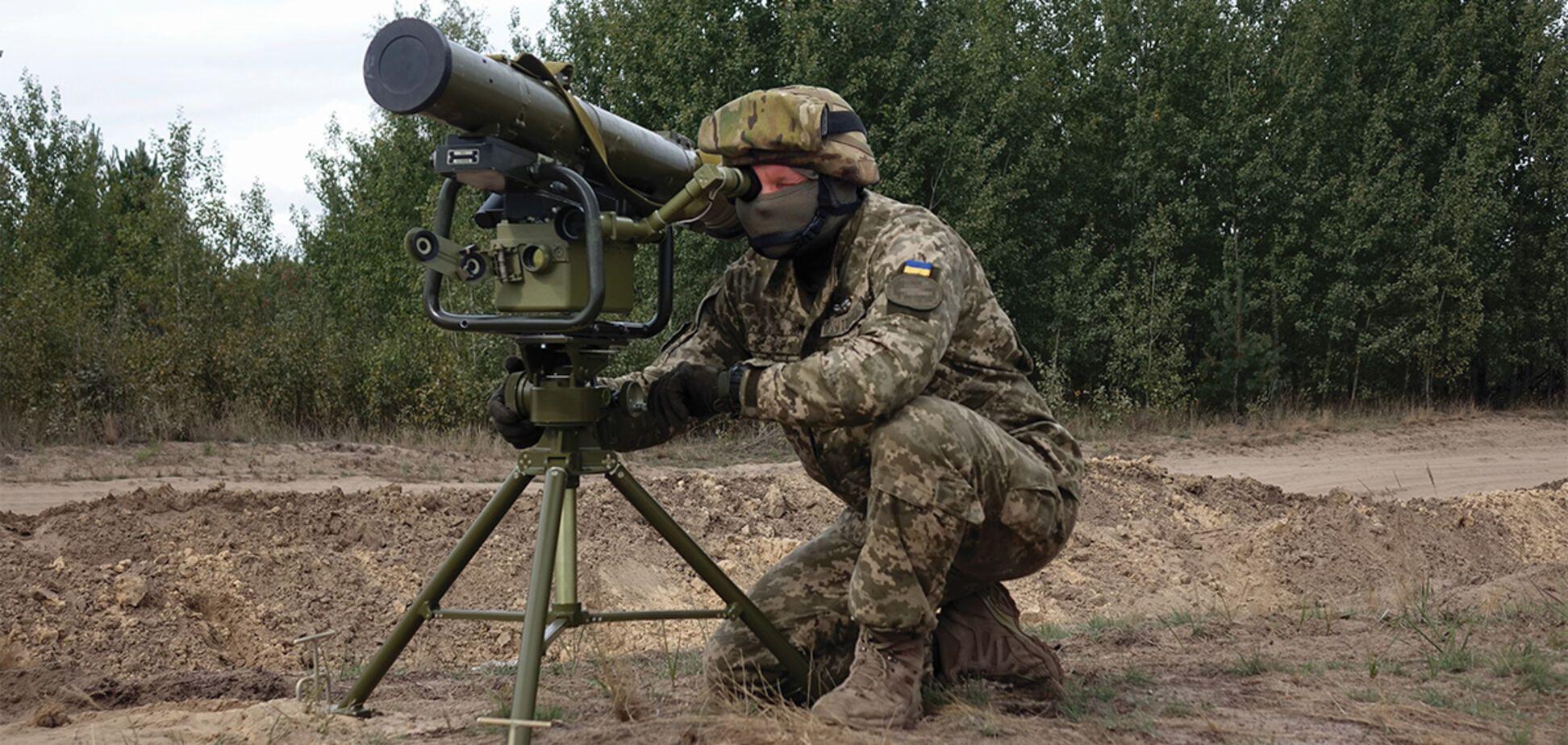 Предупреждение Кремлю: украинскую армию усилили мощным аналогом Javelin