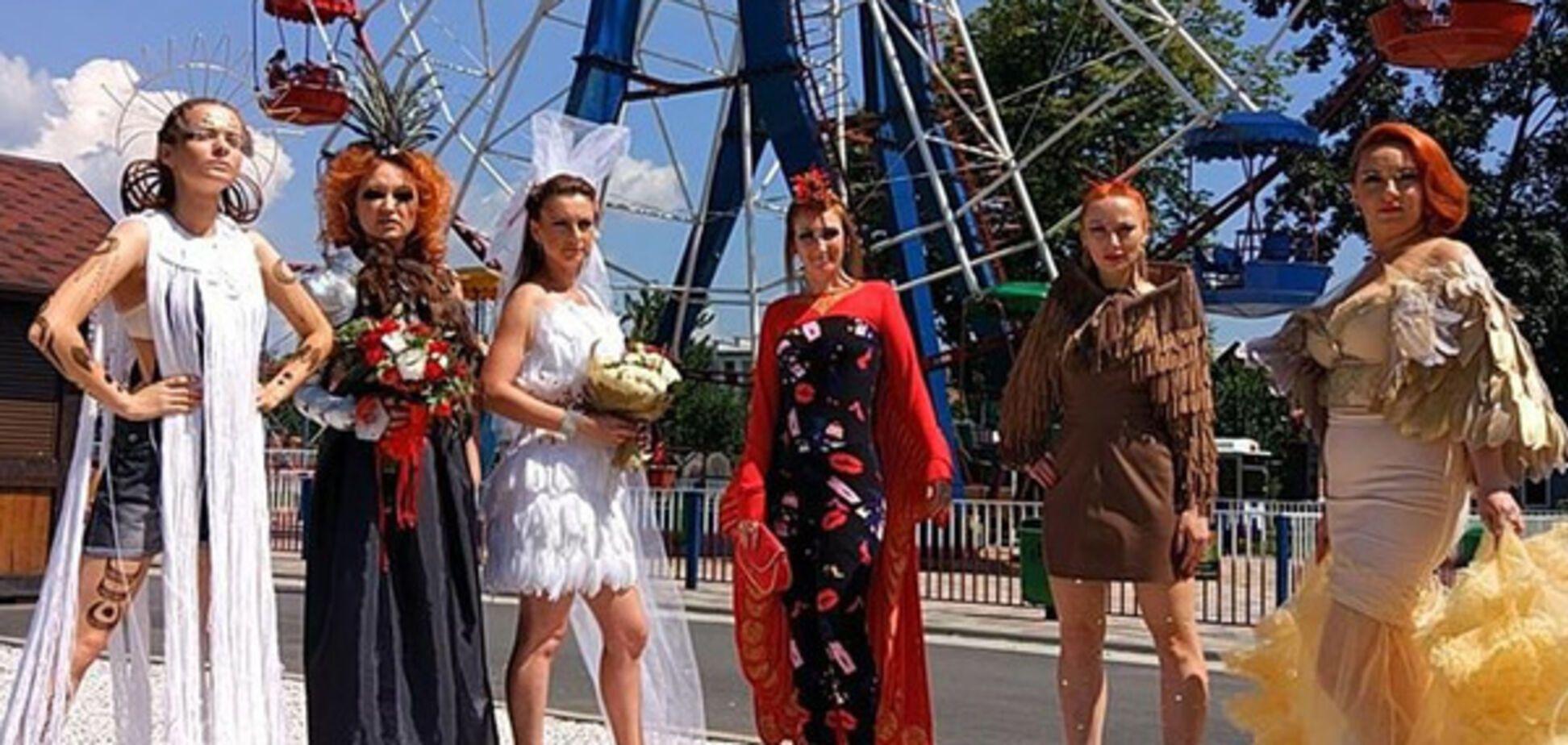 'Секта свідків Лоліти': парад наречених на Закарпатті викликав істерику в мережі