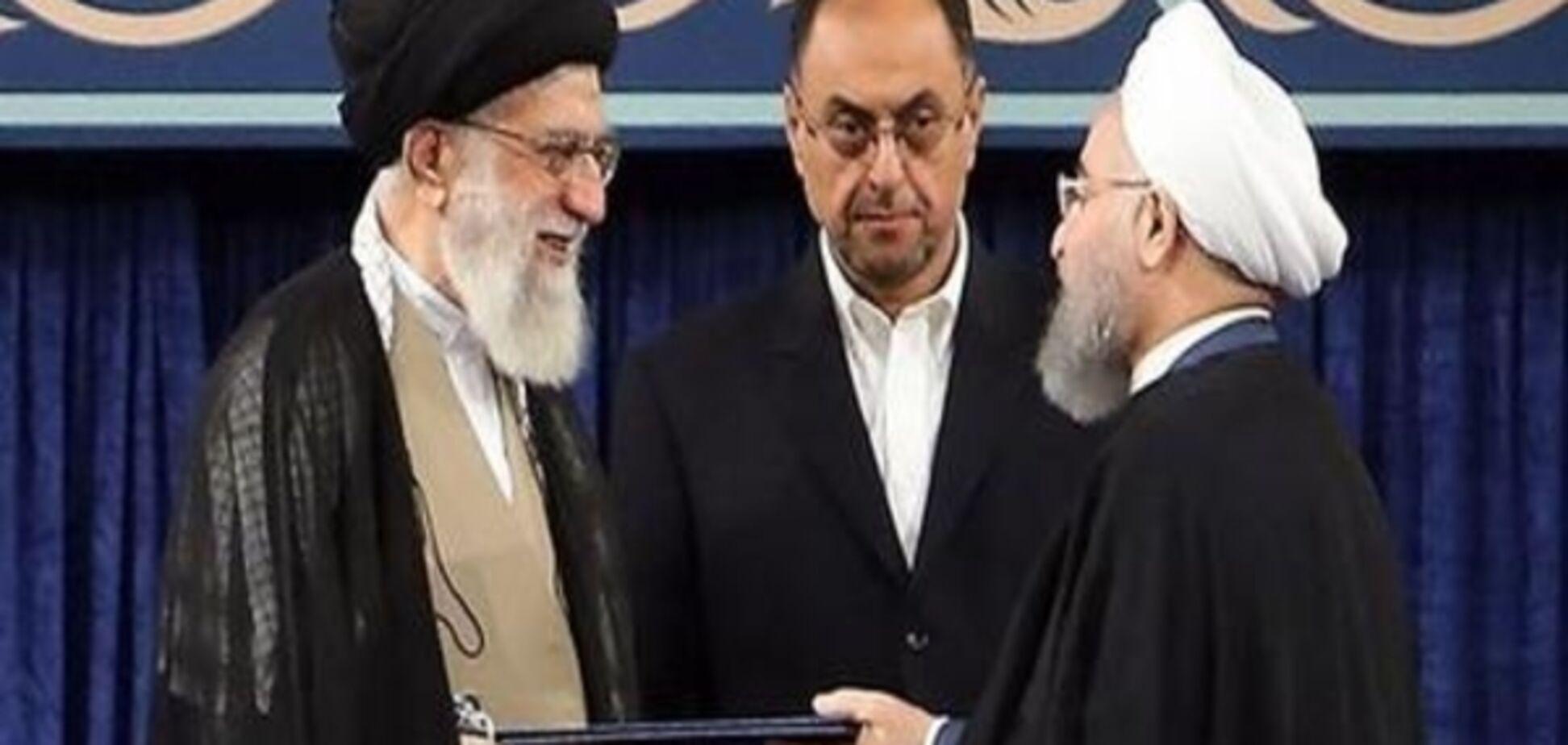 Інавгурація Роухані відбулася на тлі нових санкцій США