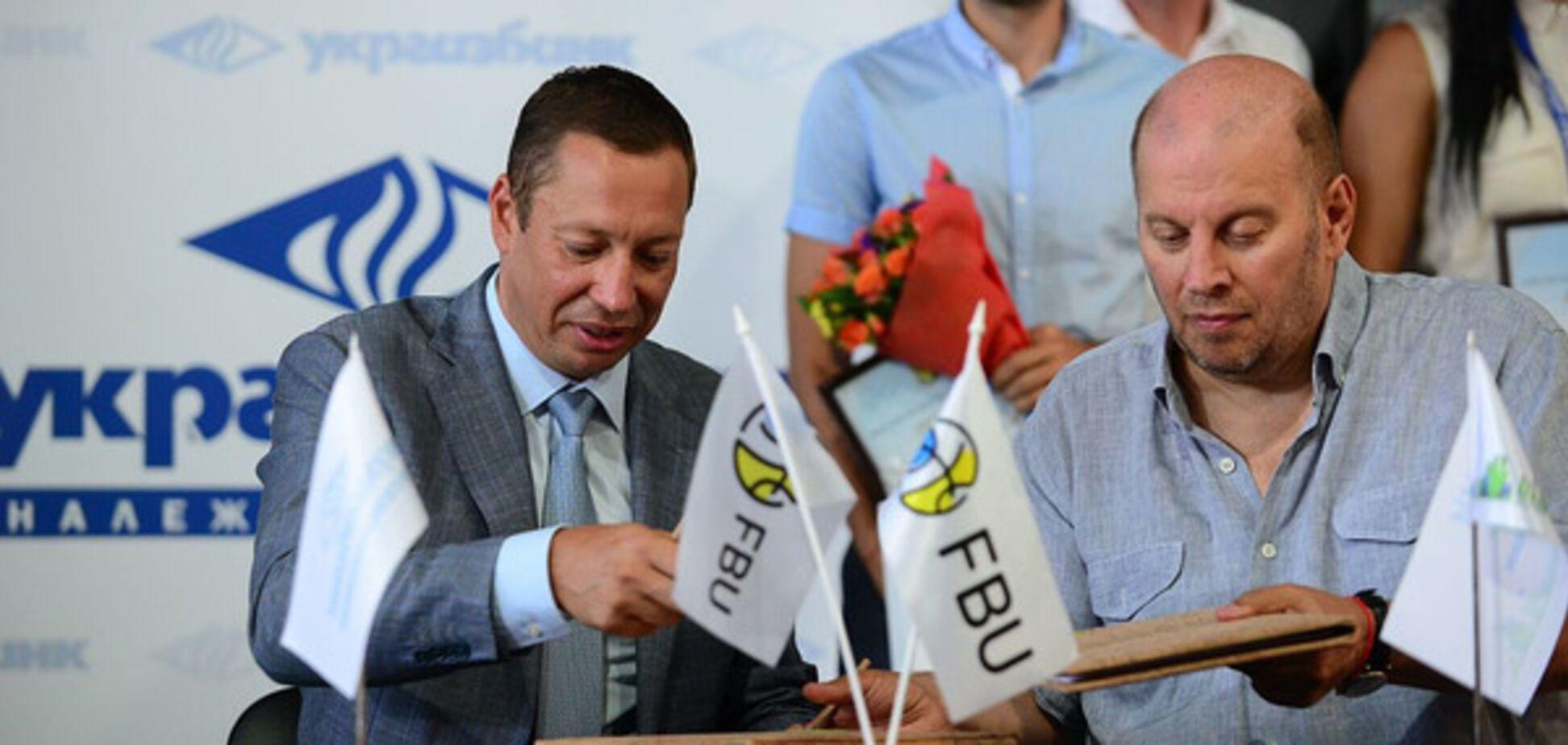 Федерація баскетболу України уклала найважливішу угоду
