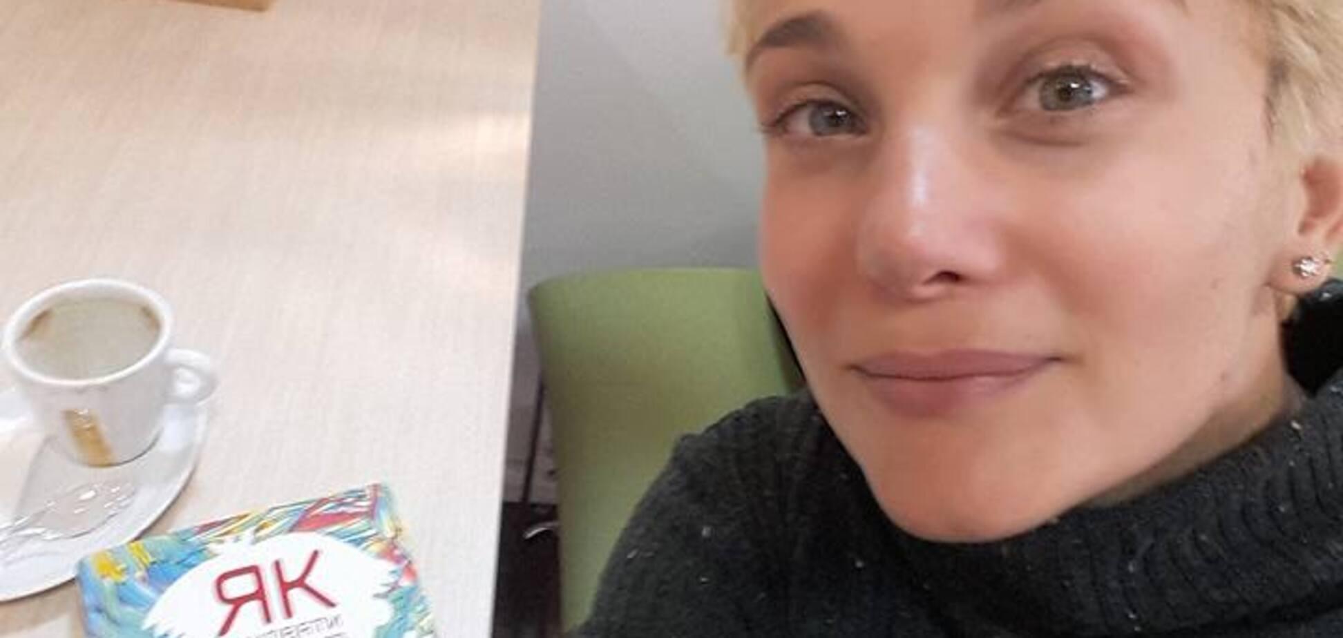 'Зробили день': українську телеведучу переплутали з прибиральницею