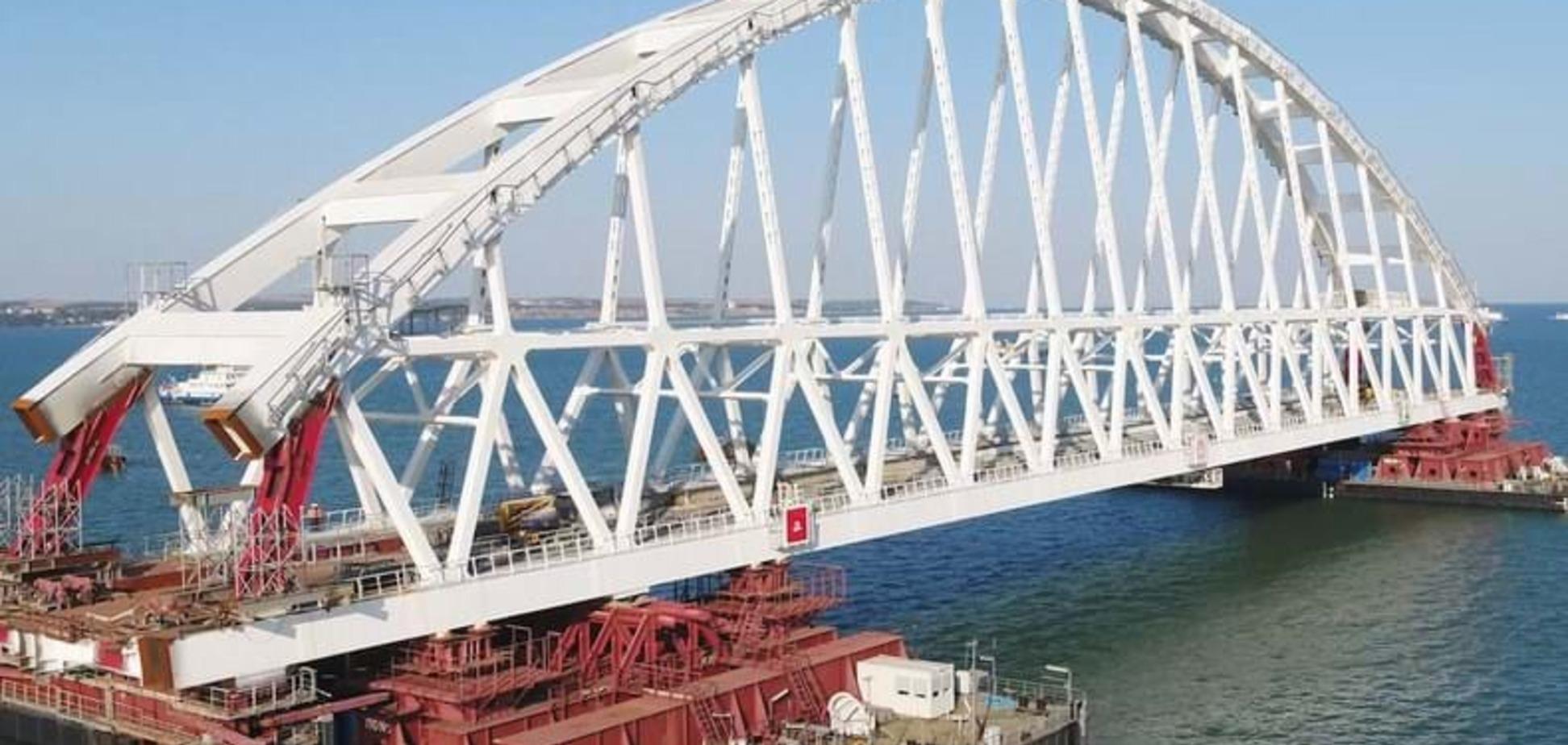 Колоссальный ущерб: стали известны главные угрозы постройки Керченского моста