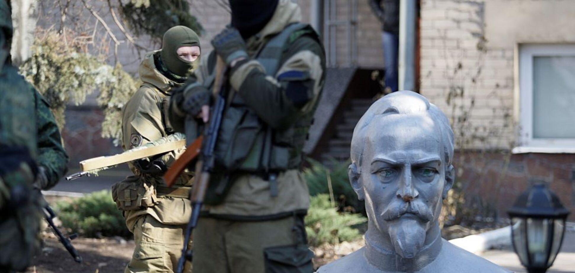 Дезертиры и 'увольнения': стало известно о новых проблемах в рядах террористов 'Л/ДНР'