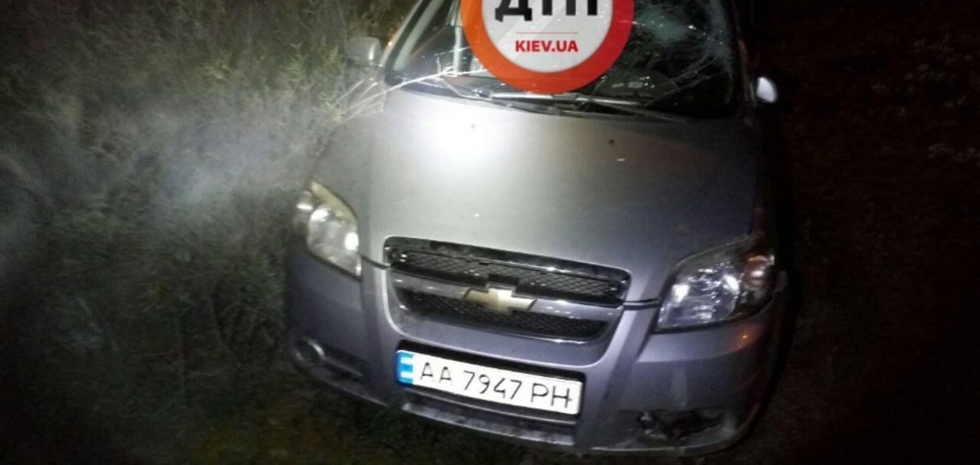 ДТП с 'экс-охранником Порошенко' в Киеве: в полиции сообщили подробности