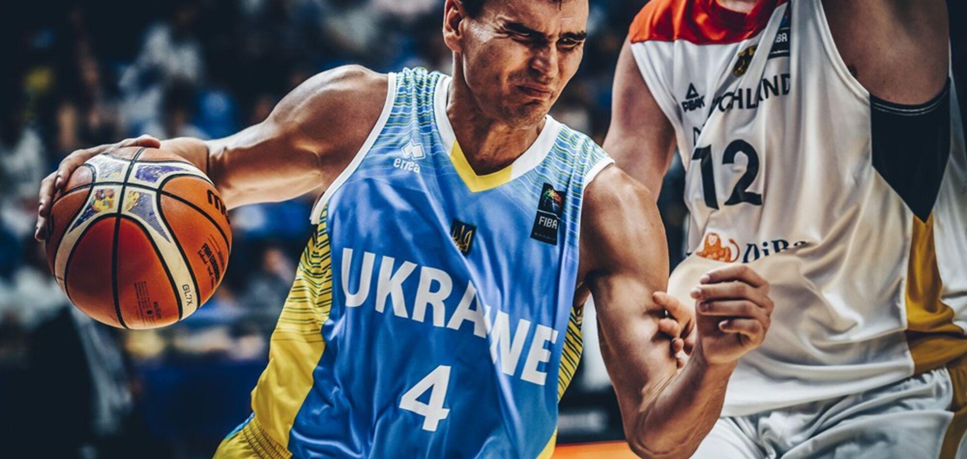 'Выводить из себя': экс-капитан сборной Украины объяснил старт Евробаскета-2017