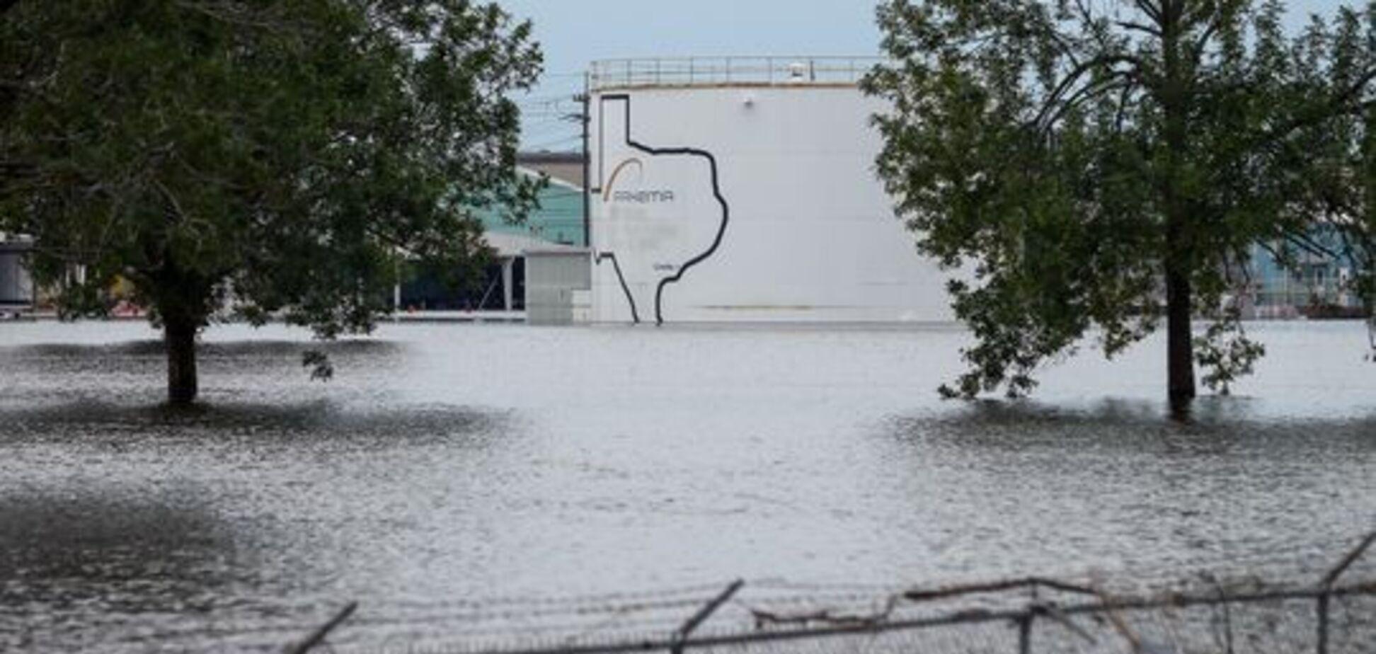 Хьюстон наводнение. Источник: USA Today