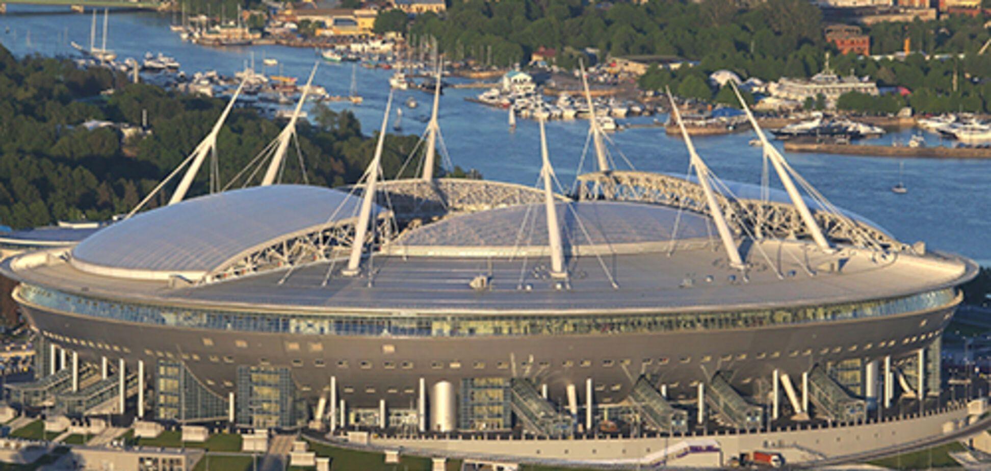 Стадион Крестовский
