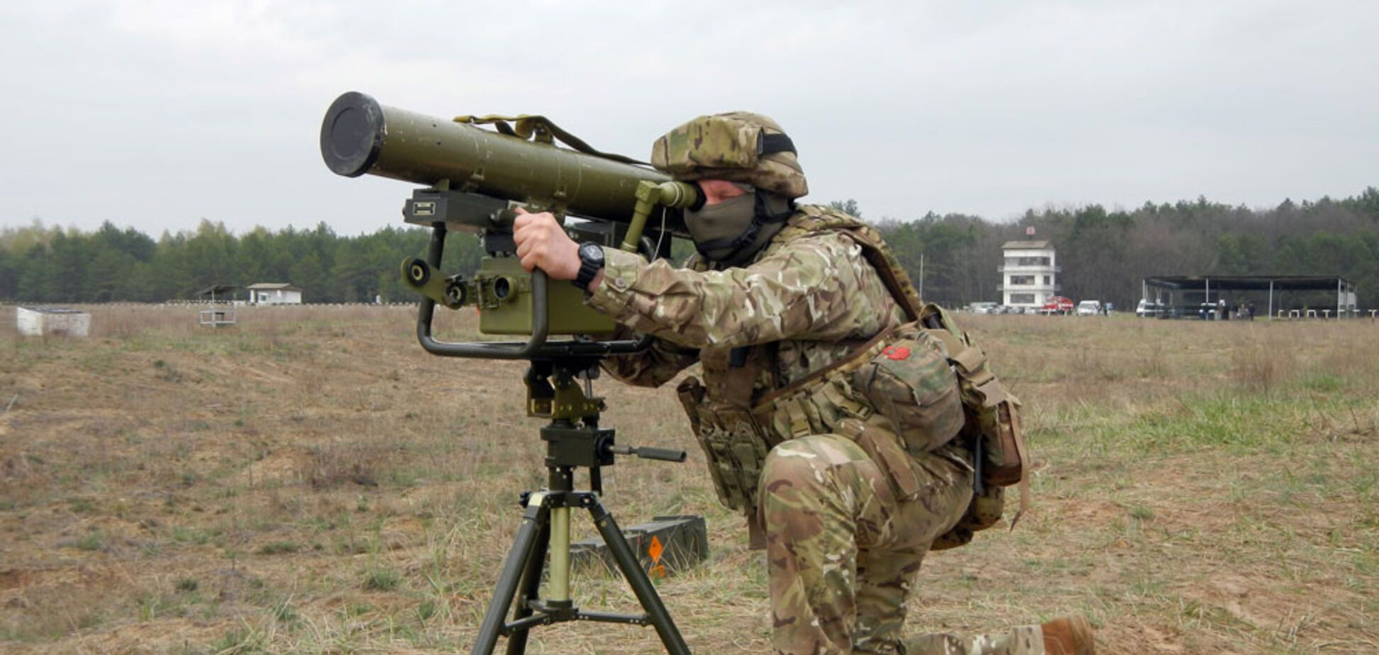 Лучше Javelin? Генерал сравнил украинский 'Корсар' с американским ПТРК