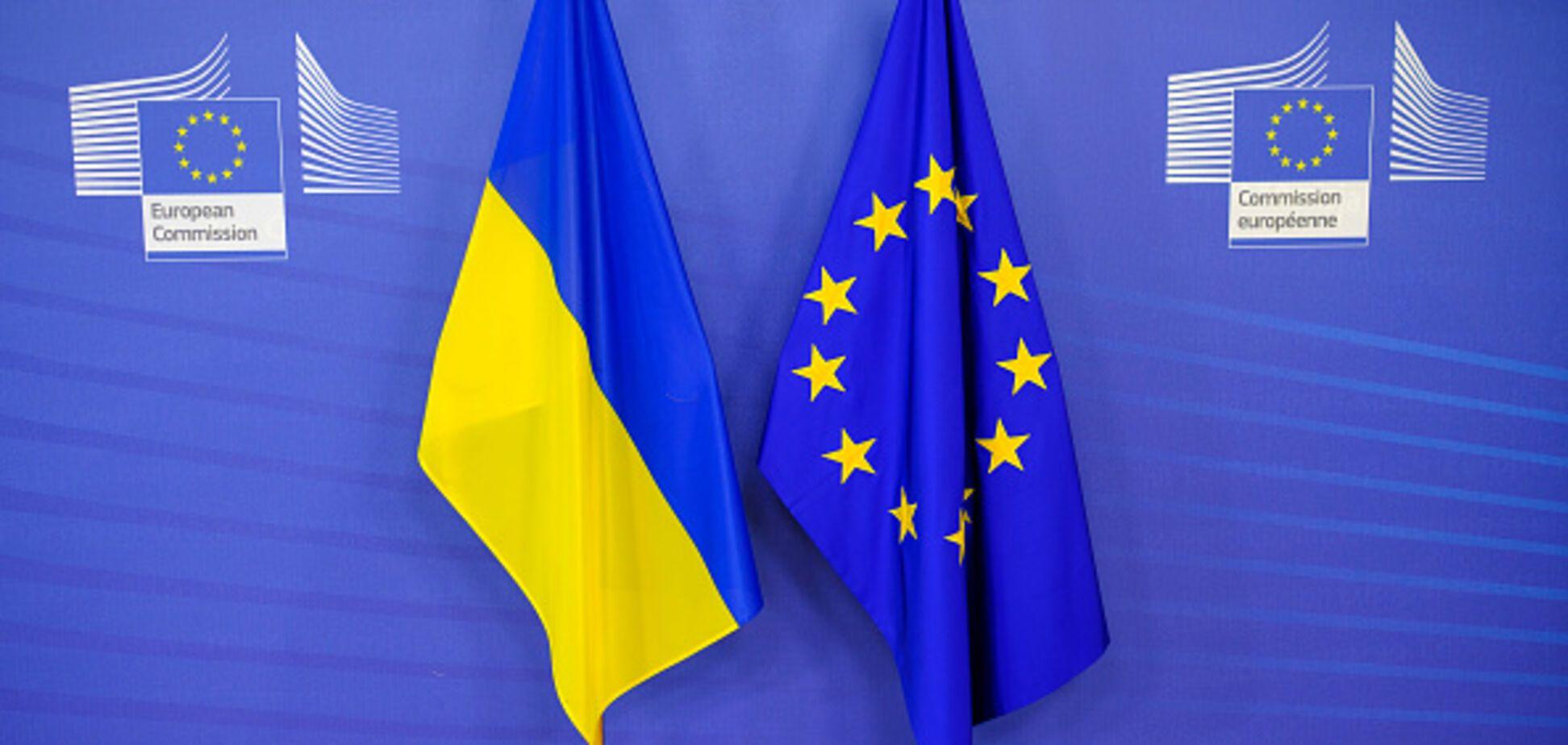 Украина далека от ЕС? Экс-генсек НАТО раскритиковал слова Юнкера