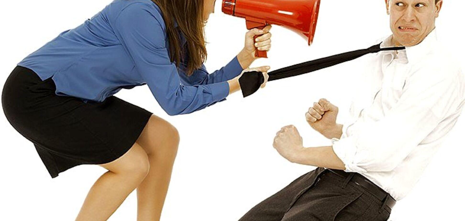 Как бороться с истериками