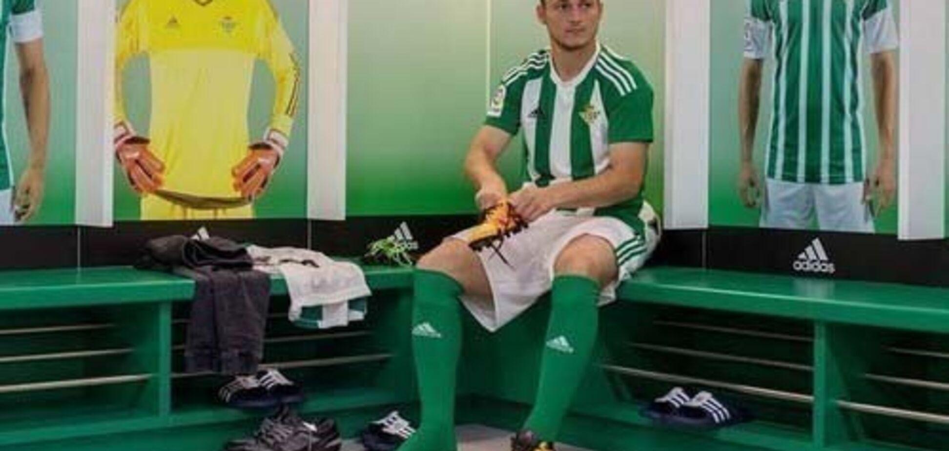 Футболіст збірної України погодився розірвати контракт з іспанським клубом
