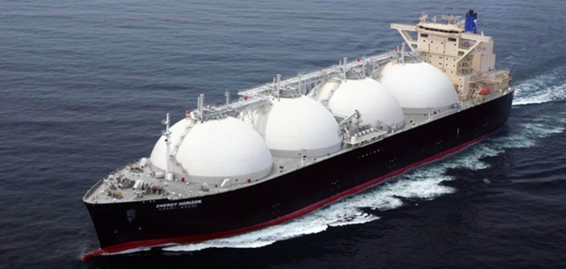 Поставки газа США