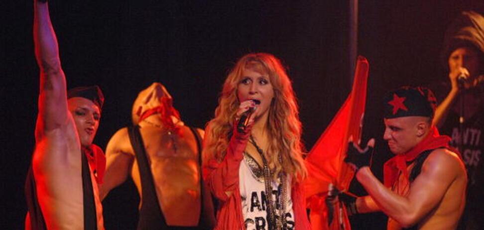 'Ей плевать на Украину!' Власти оценили возможность отмены концерта Лободы в Одессе