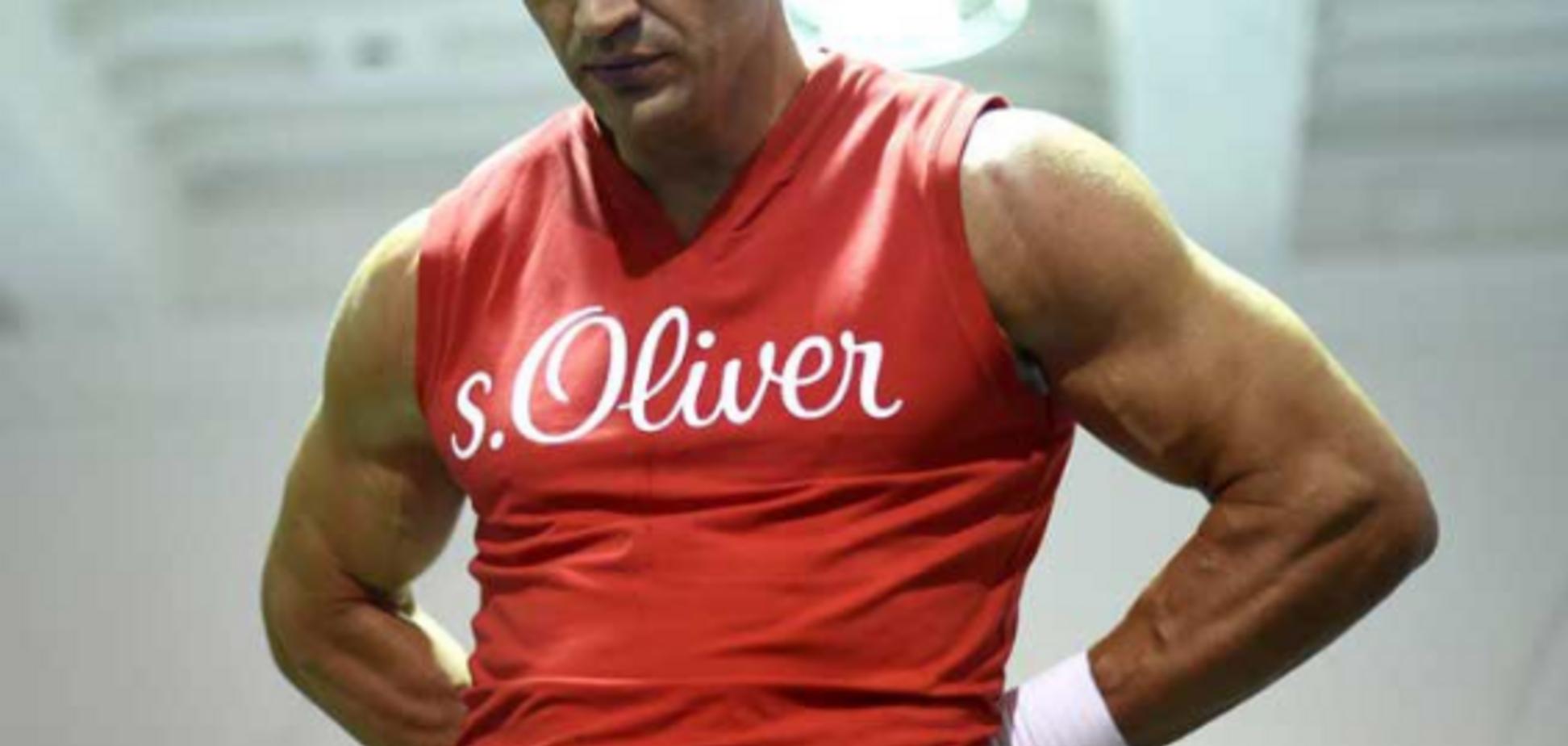 'Встретимся в ринге': Кличко рассказал о реванше с Джошуа