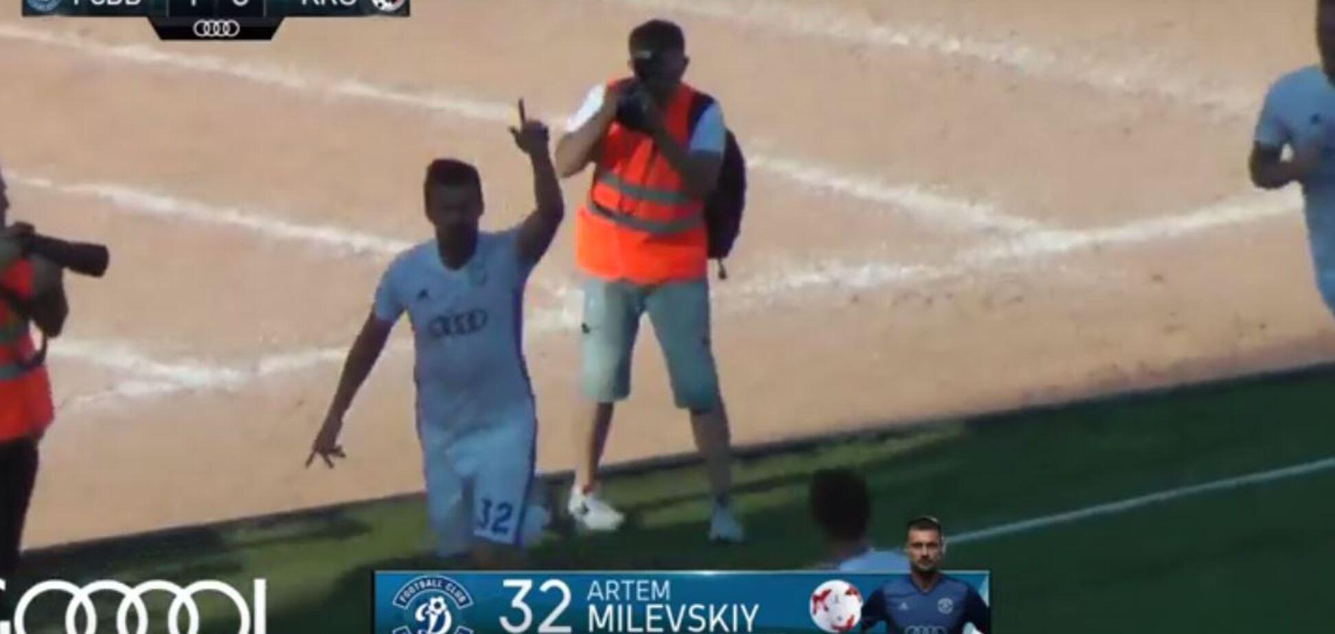 Сборная Украины ждет? Милевский провел фантастический матч за новый клуб - видеофакт