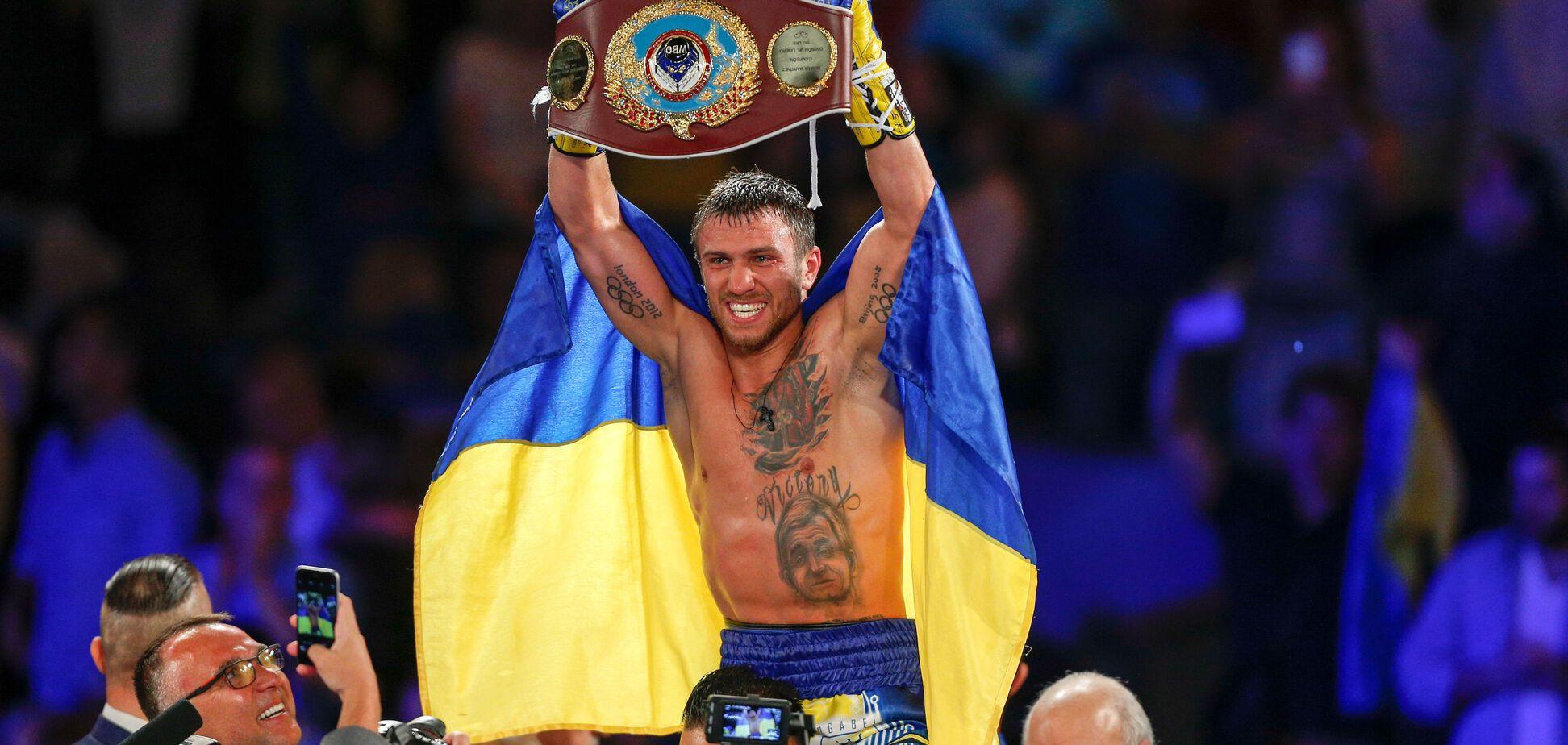 Ломаченко одержал блестящую победу в США, защитив чемпионский пояс