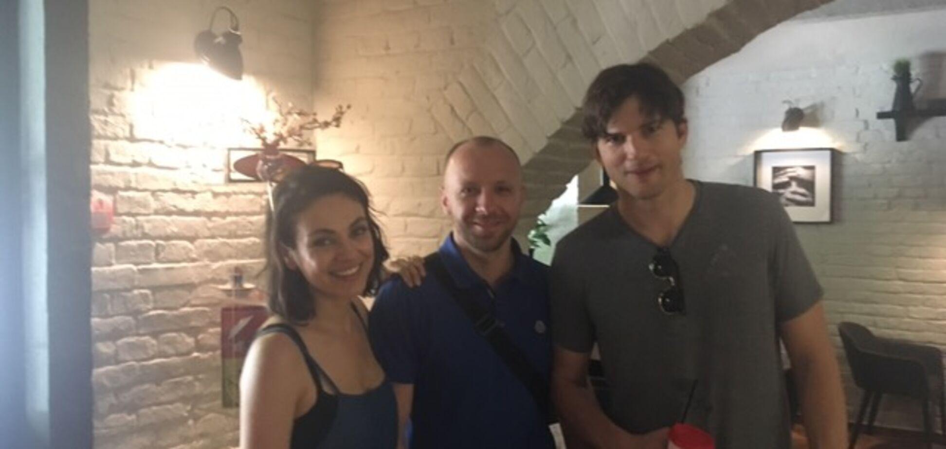 'Мечтает сняться в украинском фильме': звездная голливудская пара посетила Черновцы