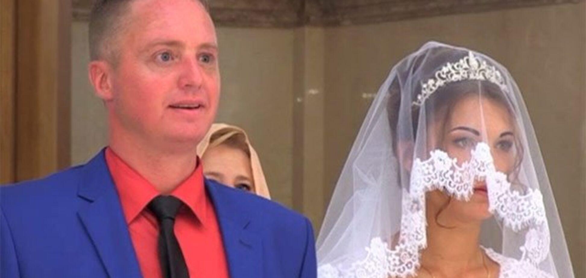 Свадьба Патрика Ланкастера