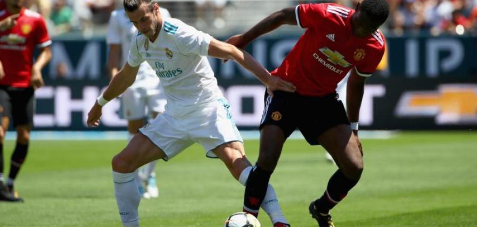 Финальный свисток! Реал - Манчестер Юнайтед: онлайн-трансляция матча за Суперкубок УЕФА