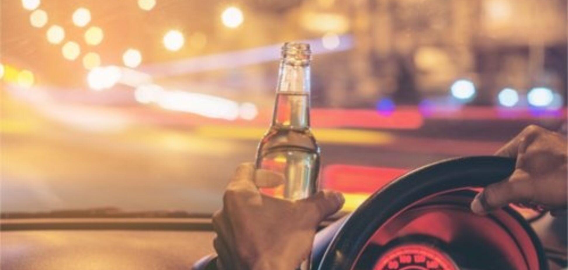 Что делать с пьяными водителями