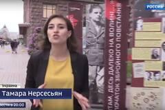'Одна из самых адских свиней фабрики лжи': пропагандистка Кремля в Киеве разгневала сеть