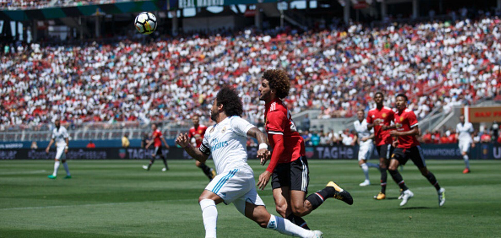 Битва титанів! Реал - Манчестер Юнайтед: онлайн трансляція матчу за Суперкубок УЄФА