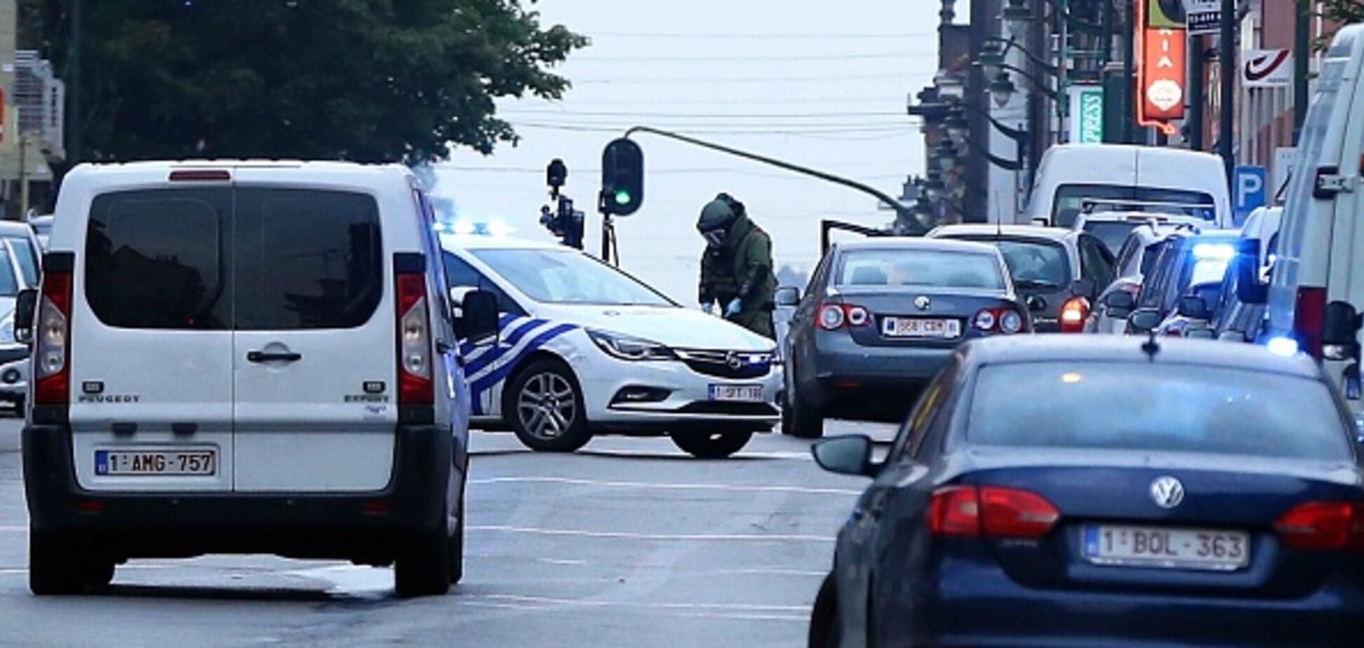 Шукали вибухівку: в Брюсселі поліція зі стріляниною зупинила підозріле авто