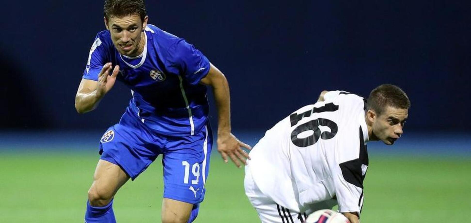 'Динамо' погодило трансфер гравця збірної Хорватії: стали відомі деталі