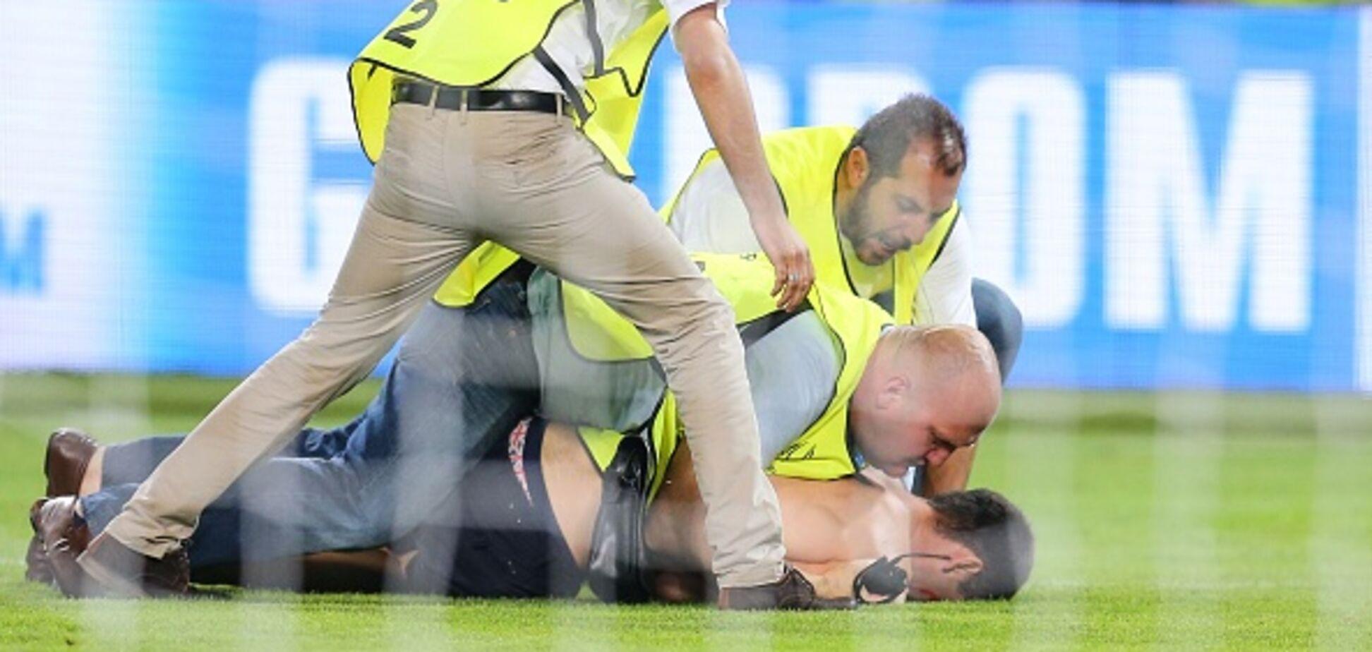 Матч за Суперкубок УЄФА завершився розбірками на полі через Путіна: опубліковані фото