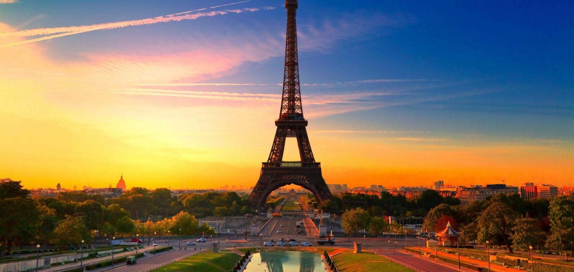 Ейфелева вежа, Париж
